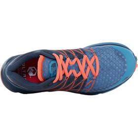 The North Face Ultra Vertical Buty do biegania Kobiety niebieski